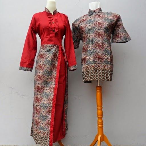 Foto Baju Batik Sarimbit