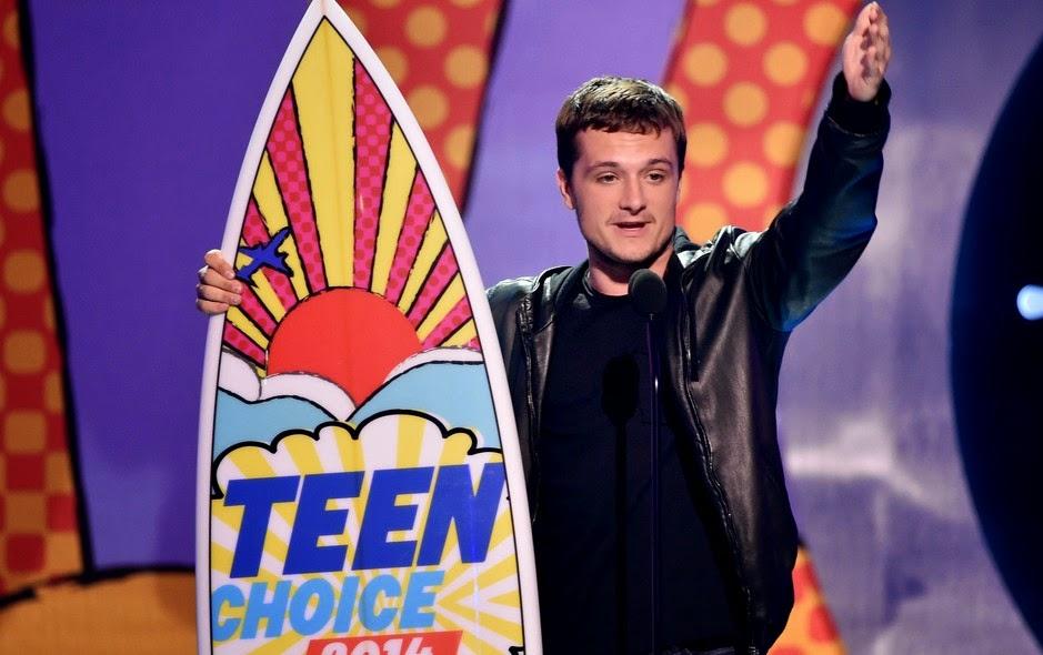 O Teen Choice Awards, reuniu as estrelas preferidas dos jovens