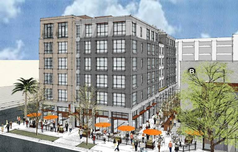 Paragary S Proposed Hotel At 28th And Capitol Ave