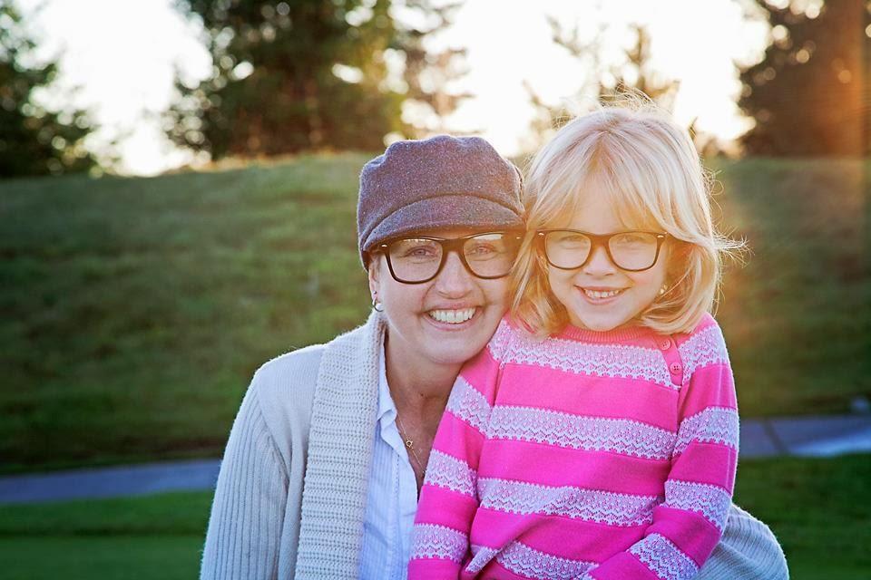 Kayle and Mummy