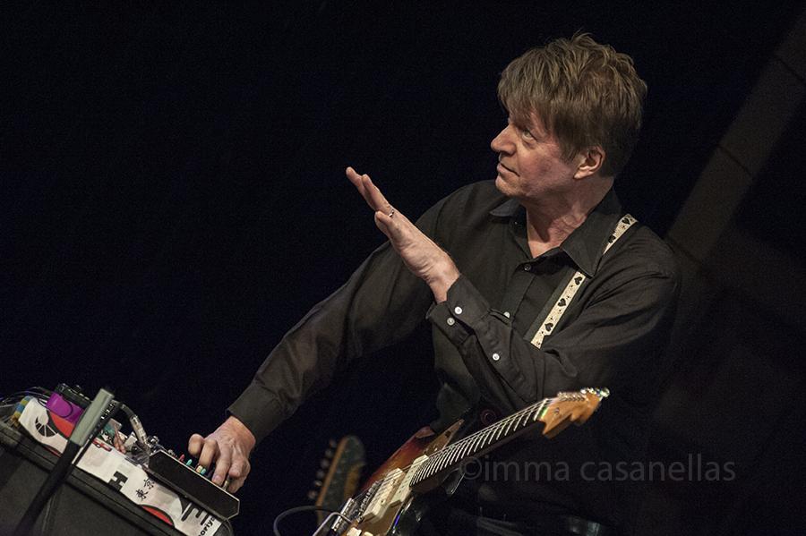 Nels Cline, Nova Jazz Cava, Terrassa, 19-3-2015