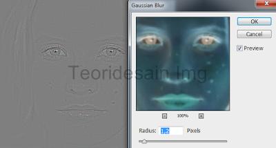 Cara Cepat dan Mudah Menghaluskan Wajah Menggunakan Adobe Photoshop 3