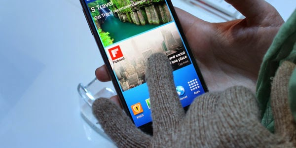 Come aumentare sensibilità touchscreen Samsung Galaxy S5 - Mini e Neo