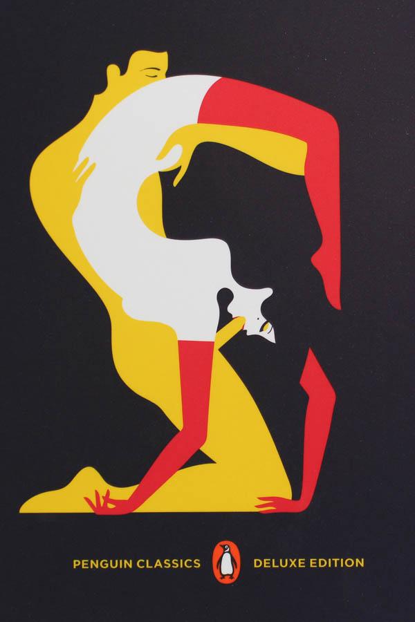 Kama Sutra - ilustração de Malika Favre