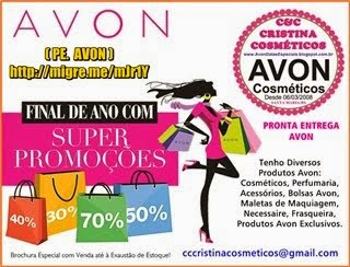PRONTA ENTREGA AVON