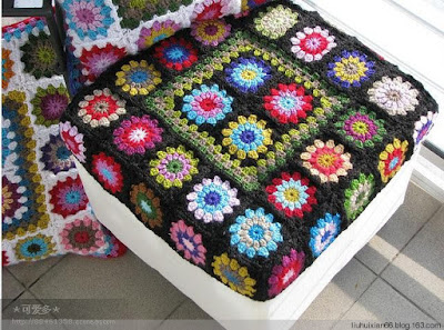 decorations ideas crochet  homes