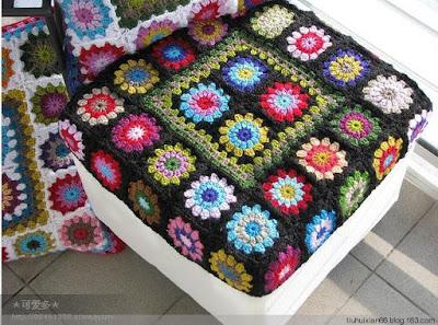 decorations ideas crochet  homes