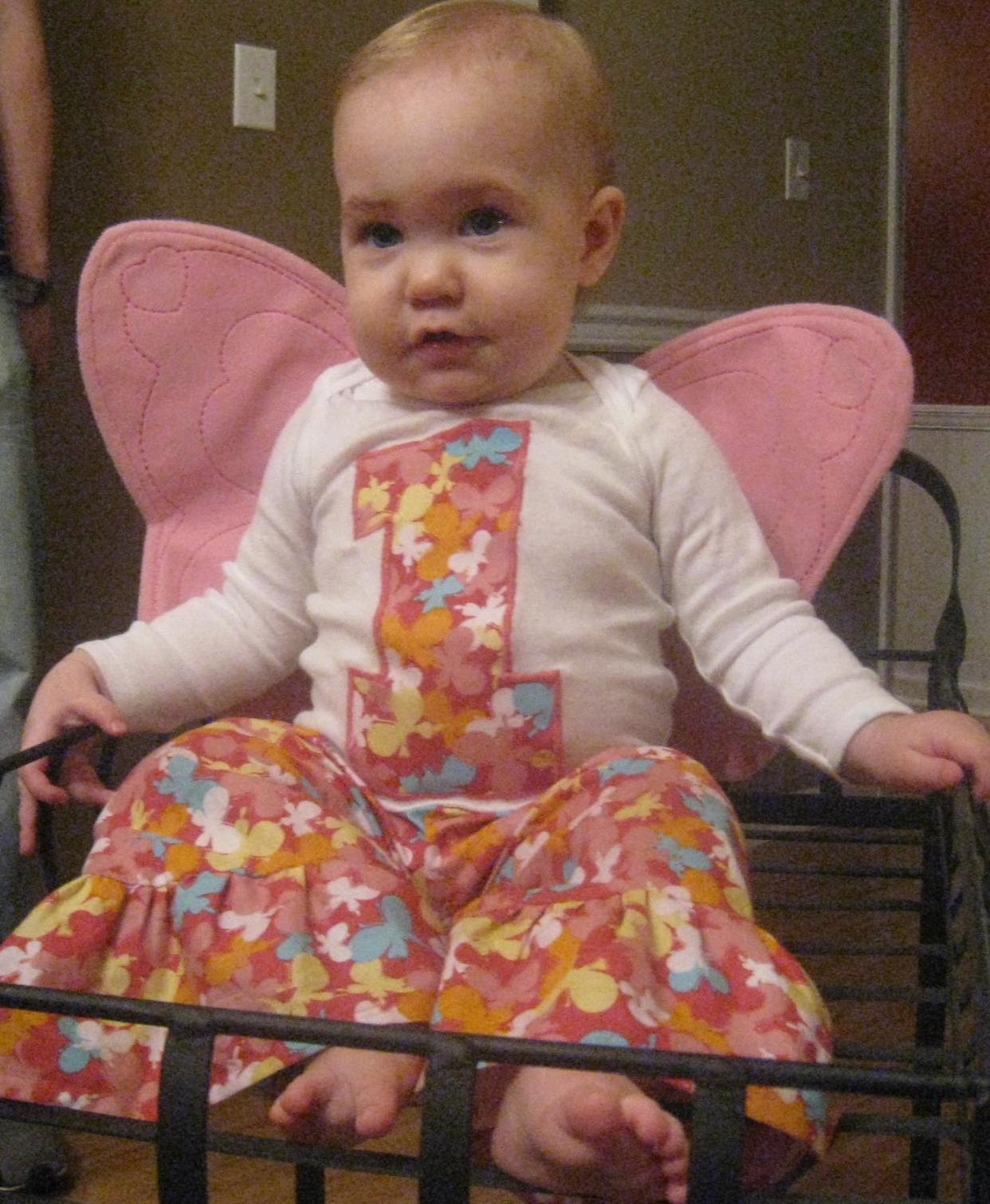 Hope Happenings: Happy 1st Birthday Mattilee