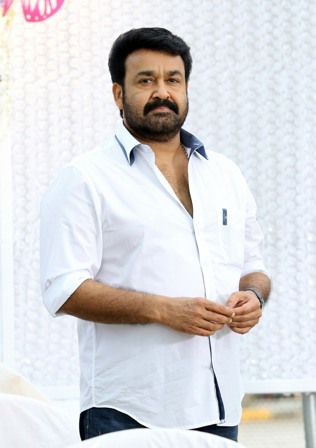 Mohanlal New Movie Gallery