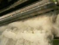 pembuatan serat fiber polyester