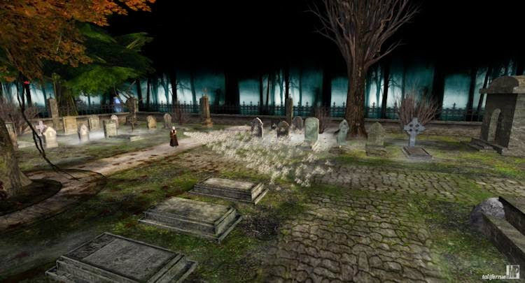 Review of The Avalon Catacombs, a role-play scripted adventure for Second-life.