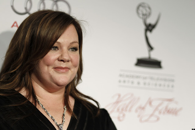 Top 20 Most Beautiful Female Celebrities: Melissa McCarthy