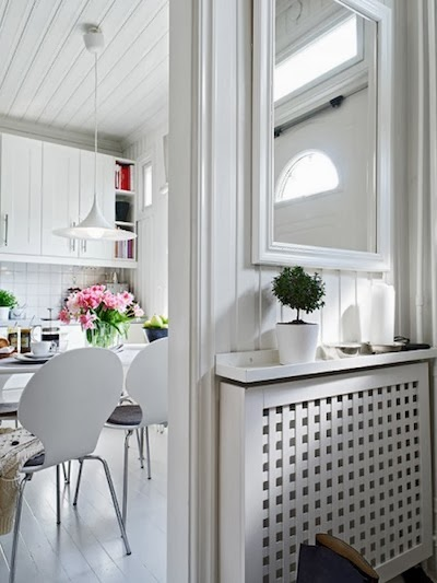 Soluciones cubrir un radiador decoracion - Ideas para cubrir radiadores ...