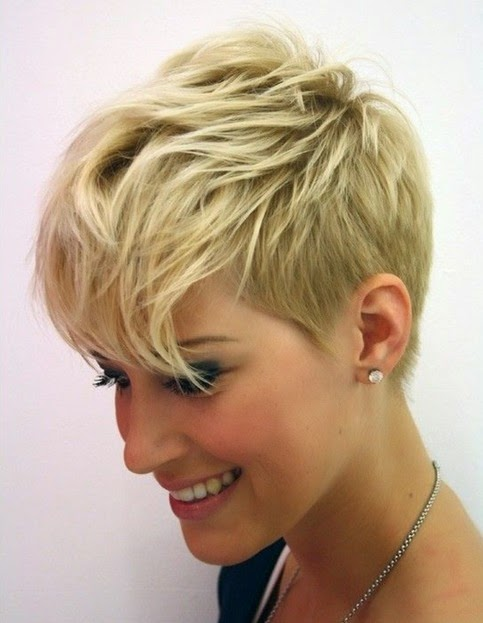 Short Hairstyles on Pinterest 2014