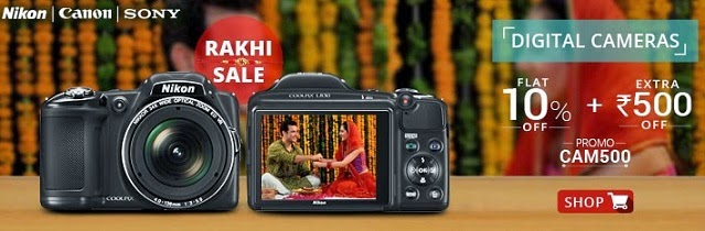 (Lowest Price Deal) Nikon Coolpix S2800 Point & Shoot Camera (20.1 MP) worth Rs.5900 for Rs.4957 Only @ Snapdeal