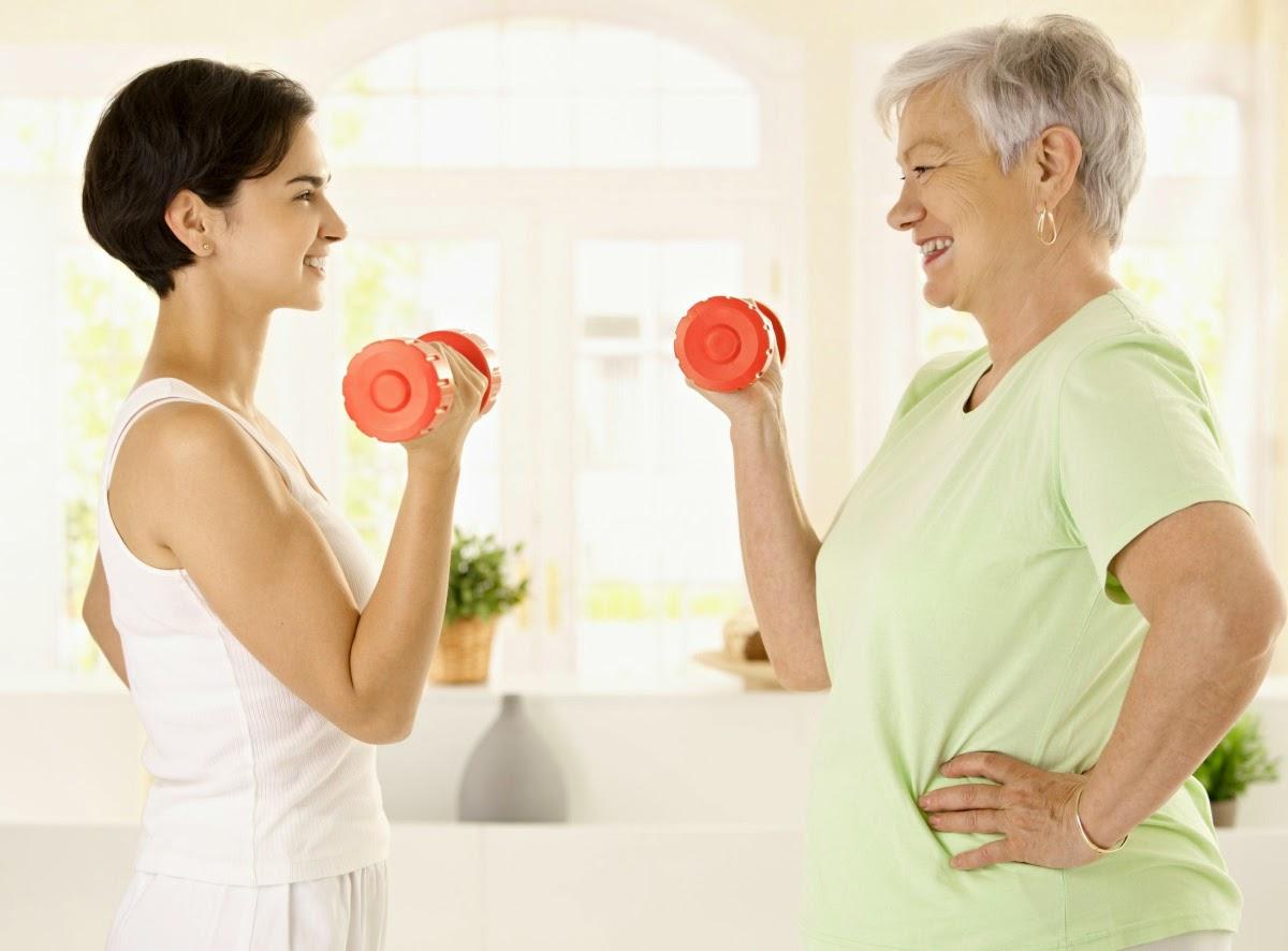 Huesos más fuertes contra la osteoporosis