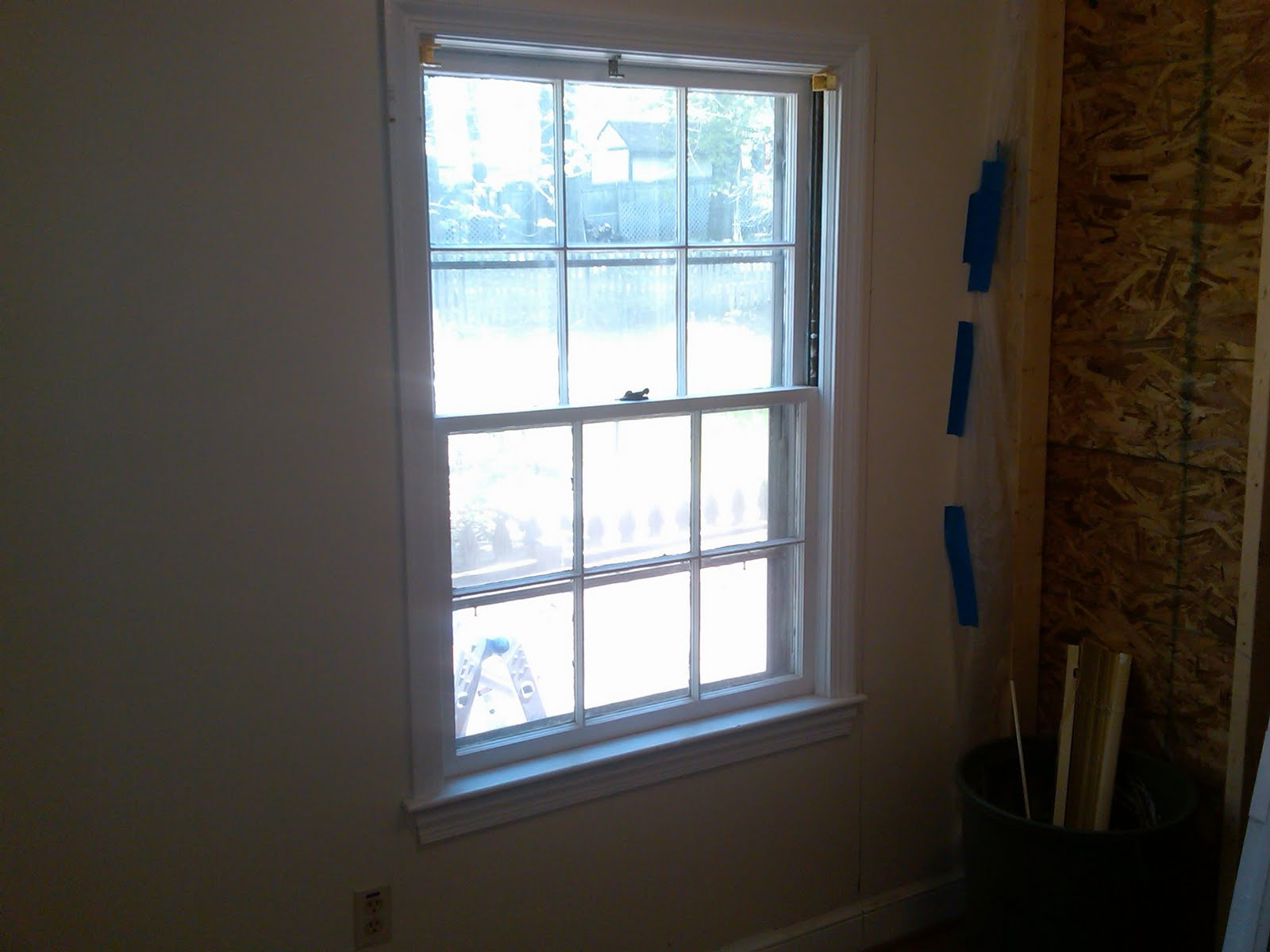 Not Quite a Teardown DIY How to replace a window in a brick