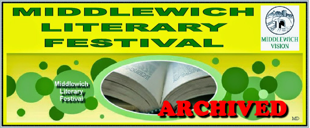 MIDDLEWICH LITERARY FESTIVAL