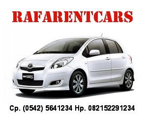Rafarentcars - Sewa Mobil Balikpapan