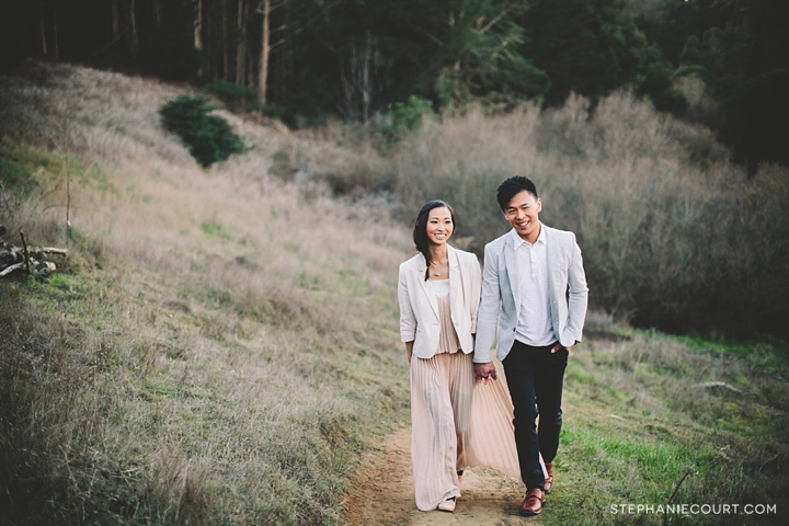 """engagement photos mclaren park san francisco"""