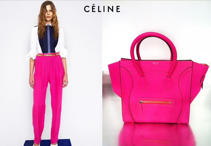 Madison Avenue Spy: The IT-it: Celine Luggage Tote