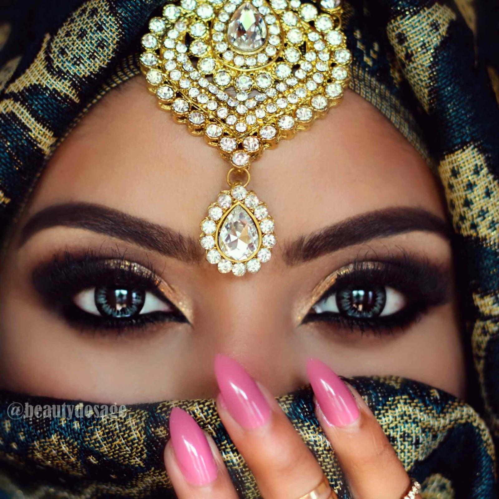 Huda Beauty Eyelashes #7 'Samantha' Review, Photos & Eye ...