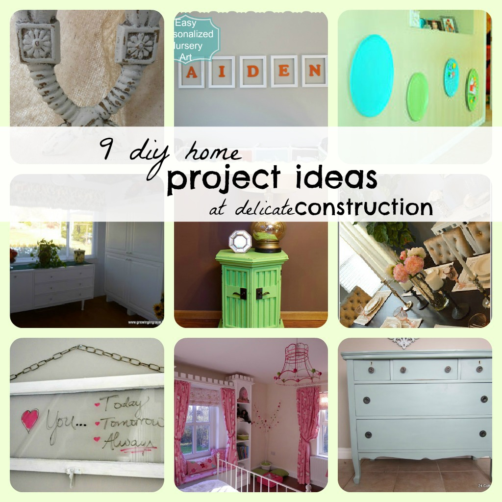 Diy Home Projects Ideas - Joy Studio Design Gallery - Best ...