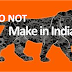 Republic Day Teacher's Message: We should NOT make in India!