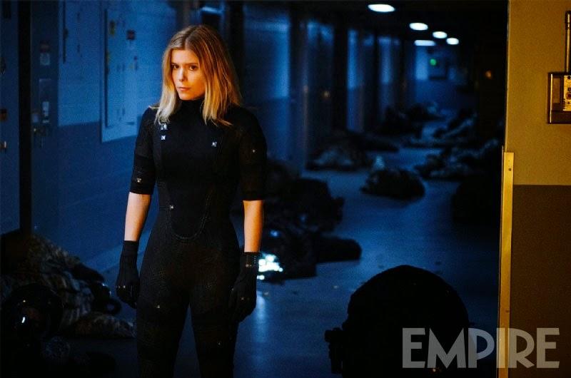 Kate Mara en Fantastic Four