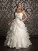 Women Plus Size Wedding Dresses