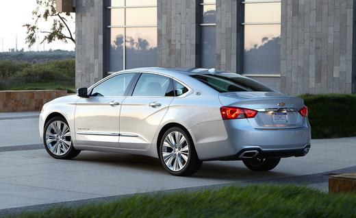 2014 Chevy Impala Review
