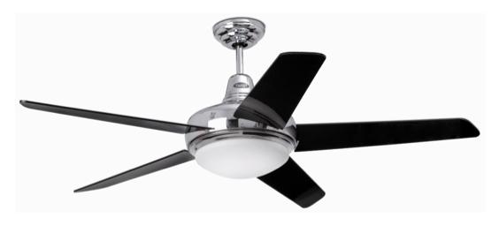 Ventilatori da soffitto sun estetic store for Ventilatore leroy merlin
