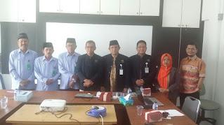 Kunker Baznas Padang Pariaman