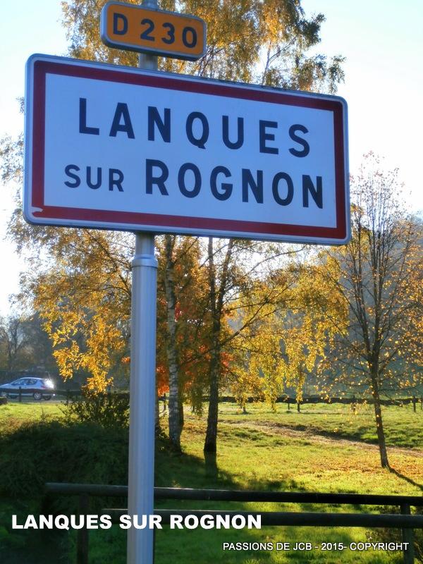 LANQUES SUR ROGNON