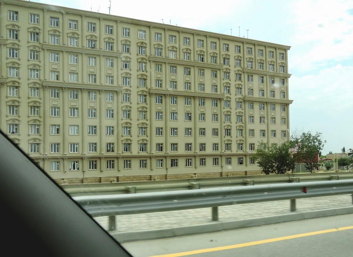 Баку новостройки