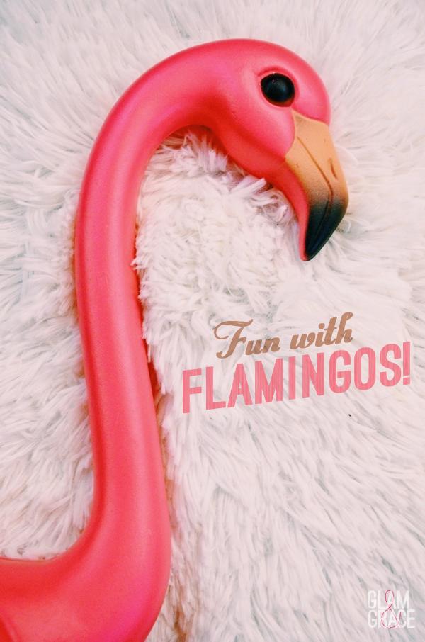 Trending: Flamingo accessories