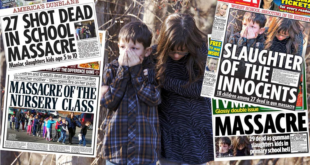 an analysis of tragedy in littleton on guns preventing the massacre Effects of school shootings  littleton, west paducah  just like if a kid learns about guns from their friend and is given the perception that they are used for.