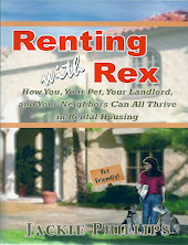 Renting with Rex: The Only Book About Renting with Dogs!