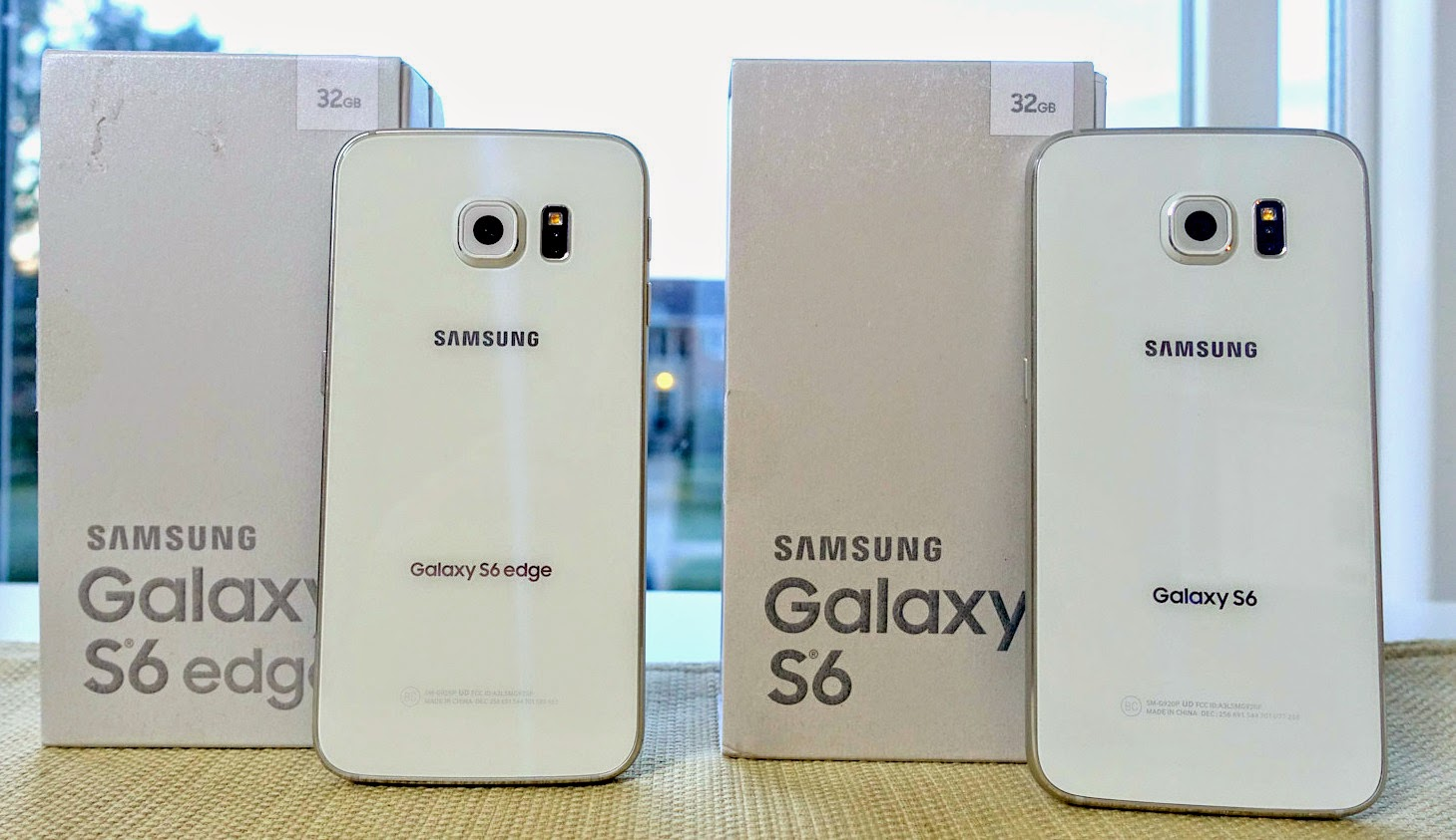 Galaxy s6 capacitive buttons the android soul - Samsung Went With Almost The Same Design In The Screen Part With 2 Capacitive Keys With A