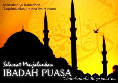 Jadwal Imsyakiyah Ramadhan 1433 H 2012