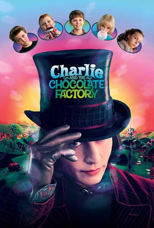 Charlie y la Fábrica de Chocolate (2005) Online