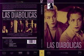 Las diabólicas 1955 Caratula