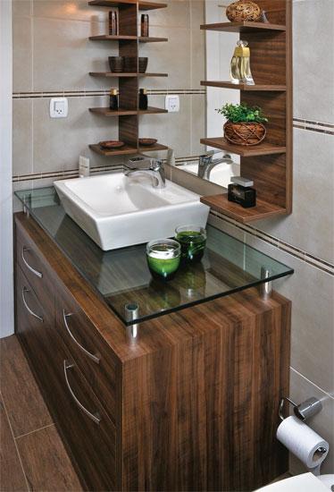 Nossa Casa Verde Box Clean! -> Armario Banheiro Verde