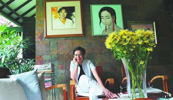 Mendukung Angie Jadi Menteri Pariwisata: Nurul arifin (Golkar)