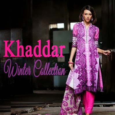 Shariq Winter Khaddar Collection 2014