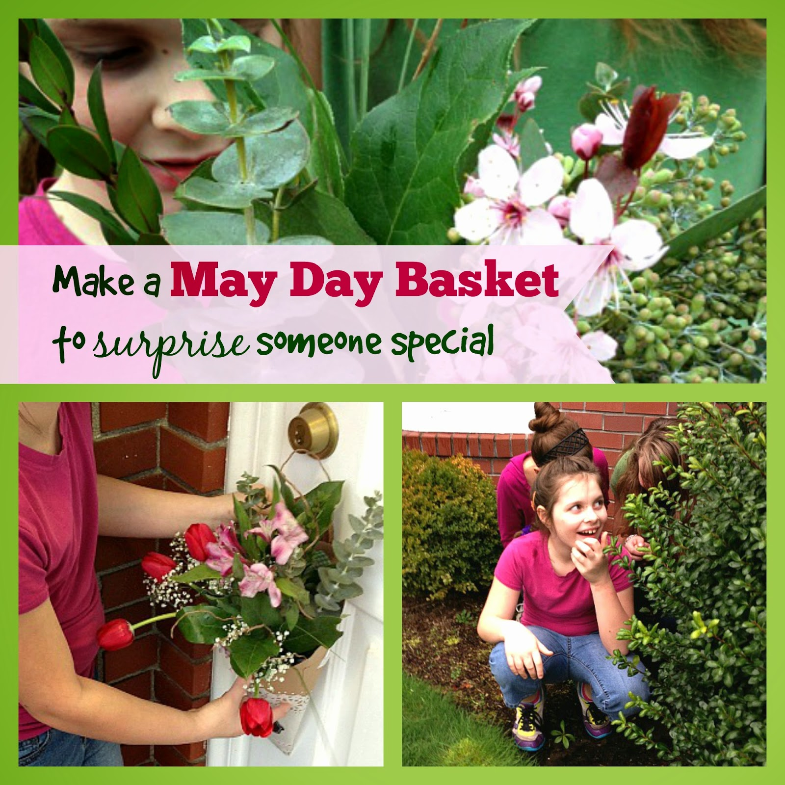 how to help your kids celebrate spring with a may day tradition.