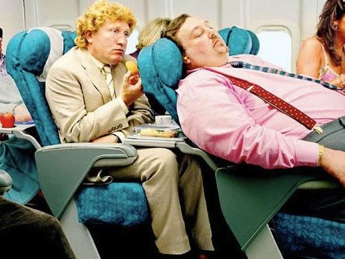 kelakuan dan tingkah penumpang pesawat yang memalukan-29