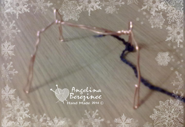 авторские работы, мои работы, вязание крючком, символ года, Новогодние идеи, новый год, вязаные игрушки,
