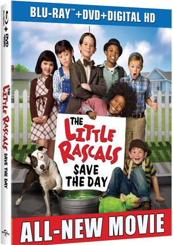 The Little Rascals Save the Day 1080p HD Latino Dual