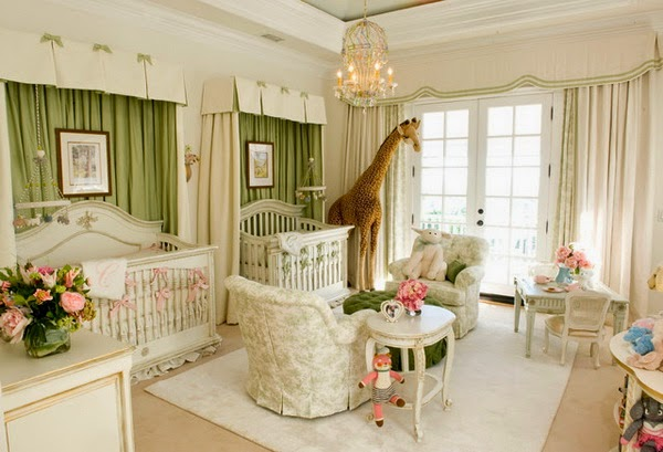 Tips for You to Compose Baby Nursery Room Ideas | Home Show